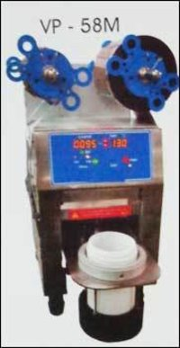 Table Top Container Sealing Machine (Automatic Type)