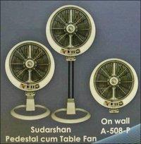 Sudarshan Pedestal Cum Table Fan
