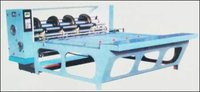 Combined Rotary Creasing Slotting And Slitting Machine