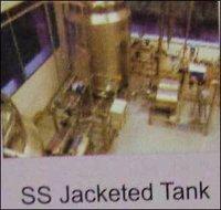 Ss Jacked Tank