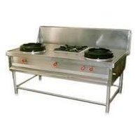 Chinese With Soup Burner Range