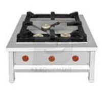 Three In One Bulk Cooking Range