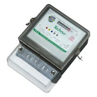 Three Phase Static Energy Meter With Counter Upto 60 Amps