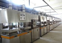 Paper Plate Making Machine Dry In Mould