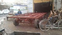 Industrial Container Trailers