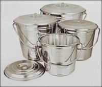Silver Touch Bucket