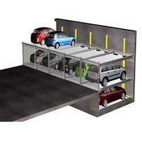 Vertical Horizontal Parking System