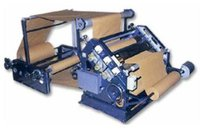 Corrugated Making Box Machine