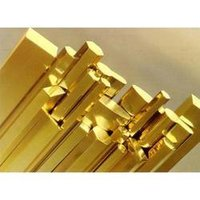 Durable Brass Tubes And Pipes