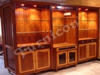 Teak Wood Tv Cabinet
