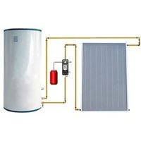 Split Solar Water Heater