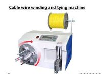 Cable Wire Winding And Tying Machines