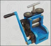 Mini Rolling Machine (Wire And Sheet)