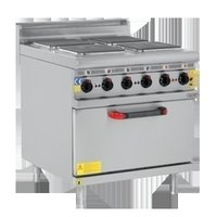 Electric Cooker With Oven (Je-M-Fke 890)
