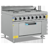 Electric Cooker With Oven (Je-M-Foe 1070)