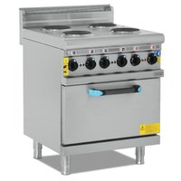 Electric Cooker With Oven (Je-M-Foe 770)