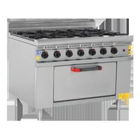 Gas Range With Oven (Je-M-Fkg – 890)