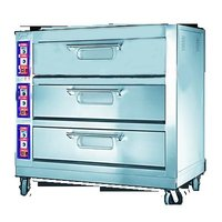 Electric Deck Oven (1 Desk 1 Tray)