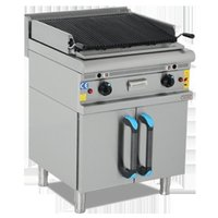 Gas Fired Lavastone Grill (600 Series- Standard)