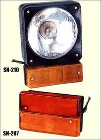 Auto Head And Tail Lamp Assembly