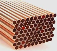 Copper Extruded Pipes