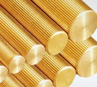 Knurling Extrusions Rods