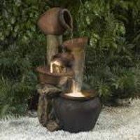 Outdoor And Indoor Fountains
