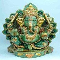 Ganesh Statue in Mumbai