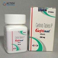 Gefitinib 250mg Tablet