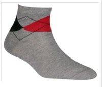Girls Anklet Argyle Socks