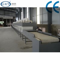 Microwave Continuous Drying And Sterilizing Machine