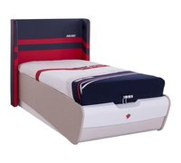 First Class Bed With Base