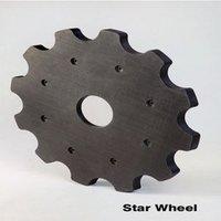 Polymers Star Wheel
