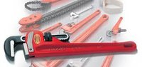 Rigid Type Pipe Wrench