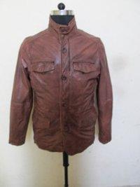 Goat Dd Leather Jacket