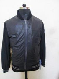 Orlando Style Leather Jacket