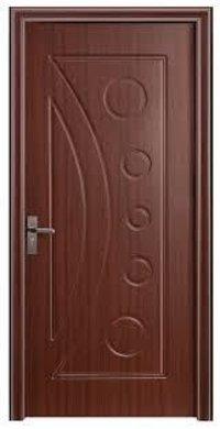 Brown Pvc Door in Kolkata