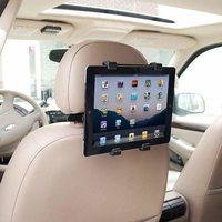 Universal Car Back Seat Mount Tablet Holder With 360 Degree Rotation