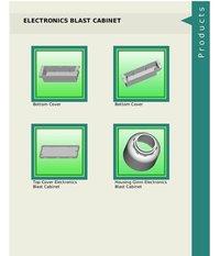 Electronics Blast Cabinets