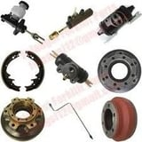 Forklift Axel Spares