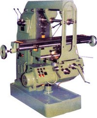 All Geared Milling Machine