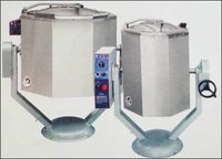 Electric Tilting Boiling Pans With Mixer