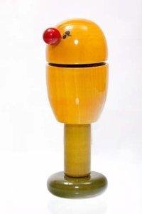 Birdie Rattle - Stack Toy