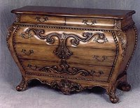 Large Chest Antique Table