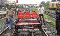 Light Weight Push Trolley