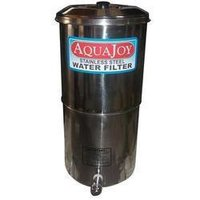 Ss Gravity Water Filter