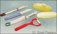 Steel Peelers