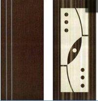 Pvc Laminated Wood Door