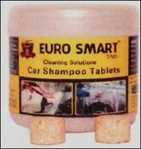 Euro Smart Car Shampoo Tablet