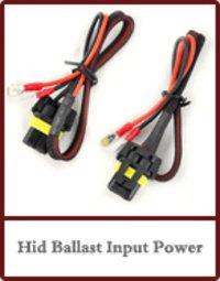Hid Ballast Input Power